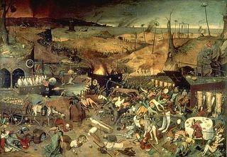 El triunfo de la muerte (Pieter Brueghel, El viejo)